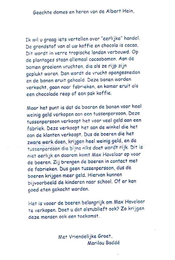 grappige afsluiting brief Grappige Afsluiting Brief | gantinova